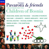 Luciano Pavarotti | Pavarotti & Friends: Together for the Children of Bosnia