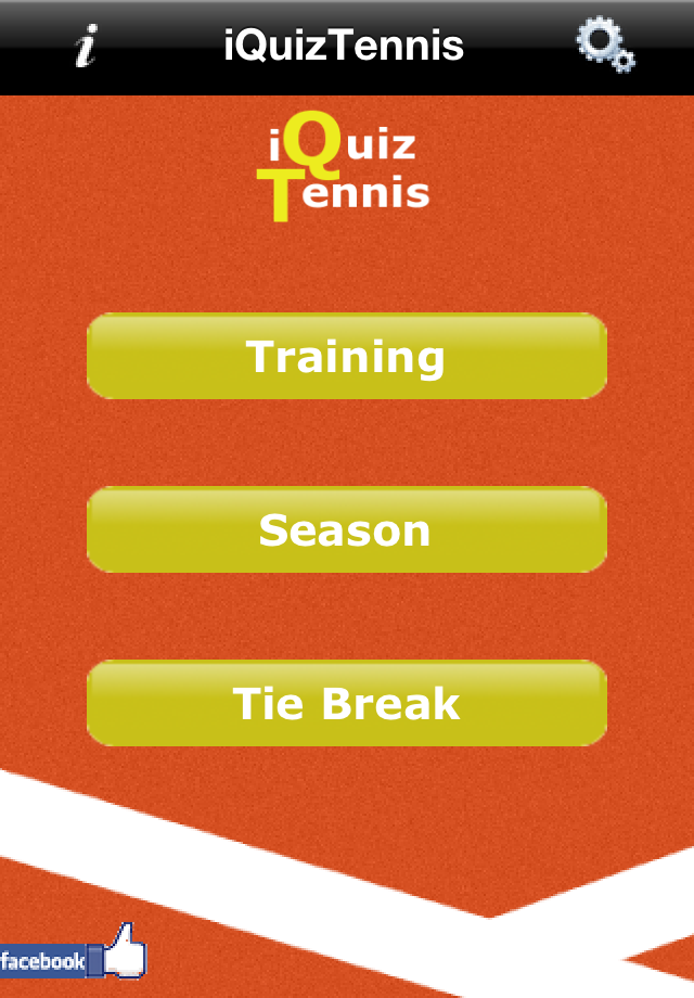 Screenshot iQuizTennis